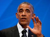 """Обама обсуждал с Путиным влияние России на выборы в США и обещает """"действовать"""""""