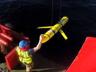 Китай вернул США захваченный американский  подводный аппарат