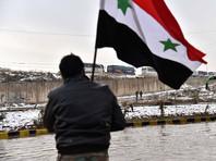 Командование армии Башара Асада объявило о полном освобождении Алеппо от террористов