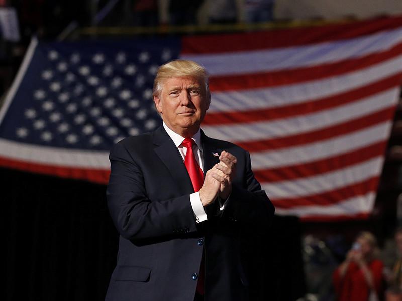 Избранный новый президент США Дональд Трамп официально вступит в должность через три недели - его инаугурация состоится 20 января