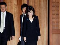 """Глава Минобороны Японии после посещения Перл-Харбора пришла в """"милитаристский"""" храм """"Ясукуни"""""""