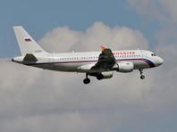 Спецборт прибыл в Вашингтон за изгнанными из США российскими дипломатами