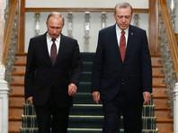 Путин и Эрдоган по телефону обсудили проблемы с эвакуацией Алеппо