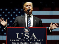 Газета The Financial Times назвала Трампа человеком года