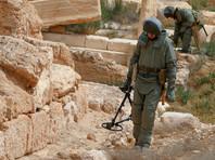 При разминировании Алеппо найдены боеприпасы производства США, Германии и Болгарии