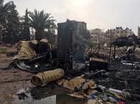 Госдеп США прокомментировал обстрел российского полевого госпиталя в Сирии