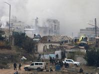 Сирийская правительственная армия, Алеппо, 5 декабря 2016 года