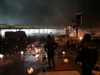 """Два взрыва прогремели у стадиона Vodafone Arena после матча, который провели футбольные команды """"Бешикташ"""" и """"Бурсаспор"""""""