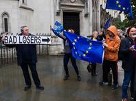 Тема Brexit - референдума о выходе Великобритании из Евросоюза - на прошлой неделе получила новое развитие