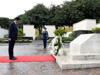Японский премьер прибыл на Гавайи, чтобы посетить мемориал Перл-Харбор