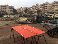 При обстреле госпиталя в Алеппо ранен журналист RT