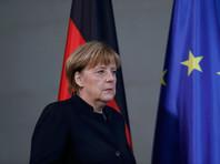 Меркель назвала происшествие с грузовиком в Берлине терактом