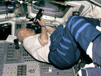 Умер американский астронавт Джон Гленн, первым сообщивший, что видел в космосе НЛО
