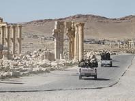 8 декабря террористы ИГ начали новое наступление на Пальмиру. Они предприняли попытку штурма города