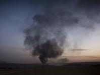 В Алеппо упал сирийский самолет Л-39