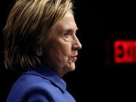 """Клинтон объяснила """"хакерские атаки России"""" личной неприязнью Путина к ней"""