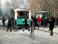 В Турции взорван автобус с военными: минимум 13 погибших
