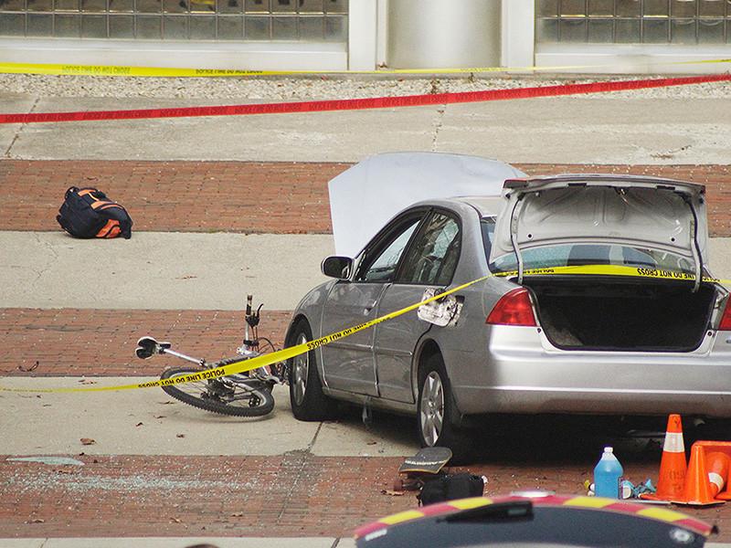 ФБР указало на вероятную связь с ИГ сомалийца, устроившего резню в университете Огайо