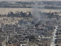 Наблюдатели сообщили о газовой атаке на удерживаемой ИГ территории вблизи Пальмиры