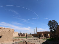 Истребитель МиГ-23 сирийских ВВС разбился в провинции Хомс
