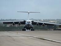 Азербайджан не пропустил летевший в Сирию российский Ил-76