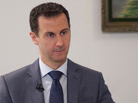 Асад заявил, что боевики ИГ пришли в Пальмиру при поддержке или с ведома США