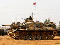 Он сказал в четверг, 1 декабря, что турецкие войска в сирийской операции не имеют иных целей, кроме террористических организаций