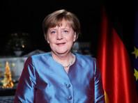 Меркель посвятила новогоднее обращение проблемам Евросоюза и мерам борьбы с терроризмом