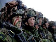 """В Литве провели совместные учения ополченцев и армии, отработав """"крымский"""" сценарий"""
