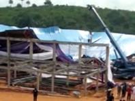 Число жертв при обрушении крыши церкви в Нигерии возросло до 100