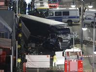 В Берлине задержан пособник организатора теракта на ярмарке