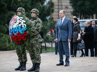 Лаврова в Сербии сфотографировали с участником антиправительственного заговора в Черногории
