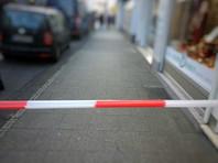 В результате стрельбы в немецком городе Висбаден погиб человек