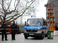 Полиция Германии разыскивает гражданина Туниса по делу о теракте в Берлине, сообщила пресса