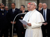 Папа Римский направит 12 миллионов евро, собранных католиками Европы, жителям Донбасса