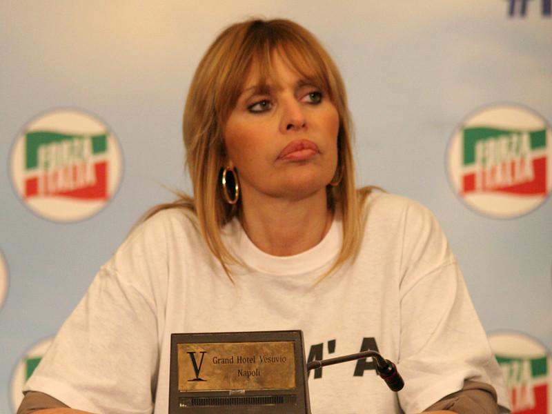 Алессандра Муссолини, май 2015 года
