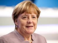 Меркель впервые поддержала запрет на ношение паранджи