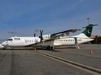 В Пакистане потерпел крушение самолет, на борту которого находились 47 человек