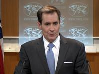 """В Госдепе назвали """"смехотворной"""" версию о причастности США к убийству посла РФ в Турции"""