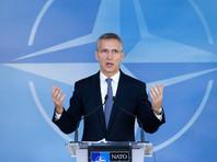 Генсек НАТО призвал союзников поддерживать давление на Россию из-за Украины