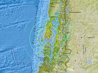 На юге Чили произошло землетрясение магнитудой 7,7, выпущено предупреждение о цунами