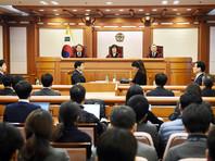 Конституционный суд Южной Кореи проверит законность импичмента президента