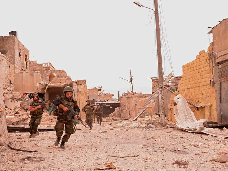 Наблюдатели сообщили о тяжелых боях в сирийском Алеппо