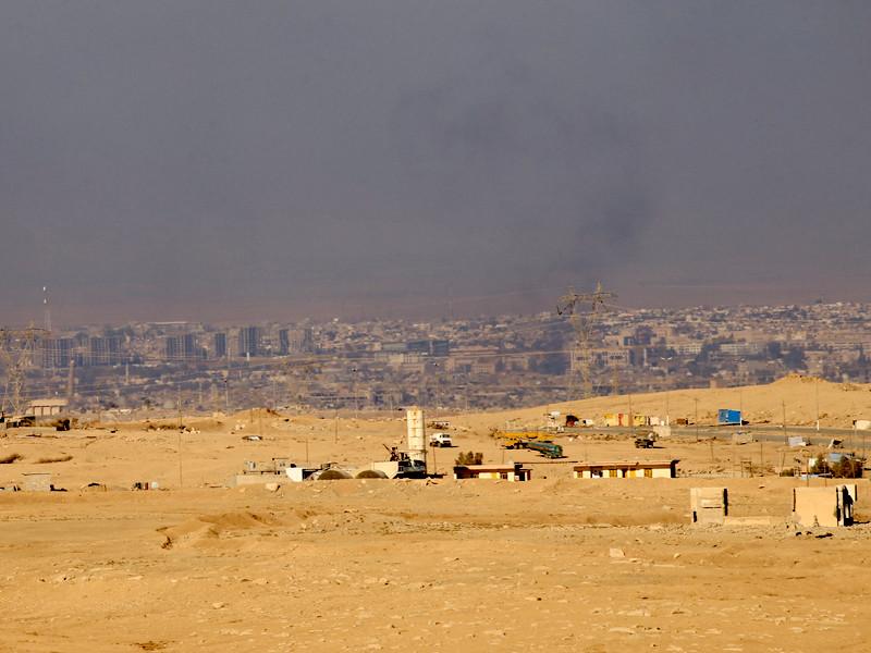 Мосул, 6 декабря 2016 года