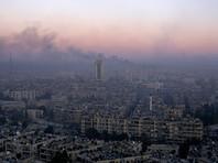 Очевидцы сообщили о продолжении боев в Алеппо