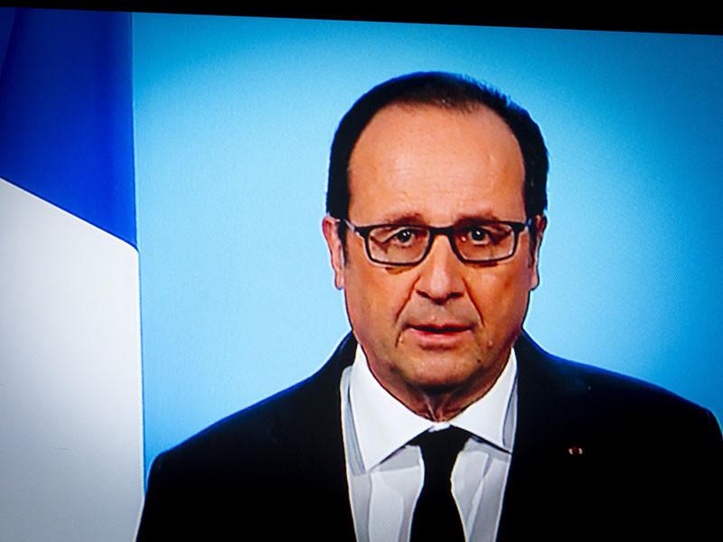 Президент Франции Франсуа Олланд, выступая с телеобращением перед соотечественниками, объявил о том, что он не будет баллотироваться на второй срок на предстоящих выборах главы государства, которые назначены на весну 2017 года