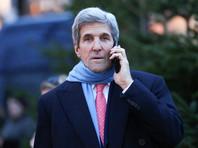 """Керри призвал положить конец """"конфликту на Донбассе и оккупации Крыма"""""""