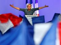 Марин Ле Пен призвала Францию участвовать в разрушении зоны евро