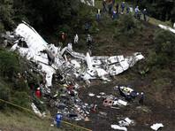 Пилот разбившегося в Колумбии самолета вовремя не сообщил о нехватке топлива