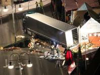Установлено гражданство найденного мертвым пассажира грузовика, въехавшего в толпу в Берлине